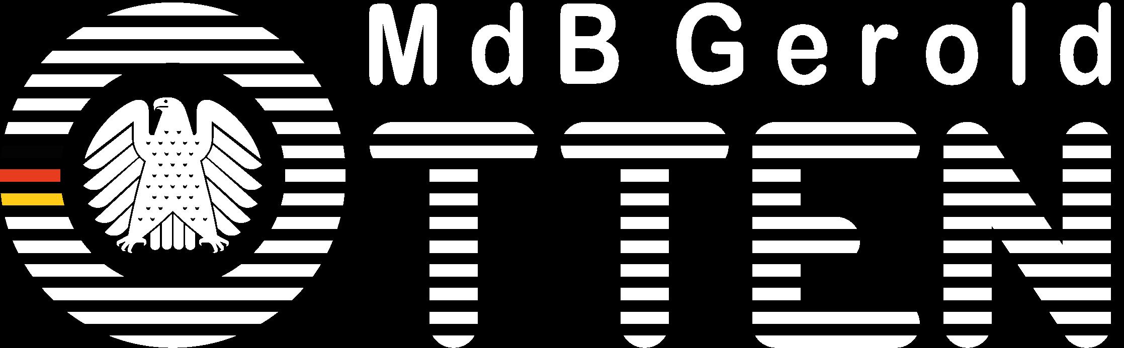 Otten Logo weiß